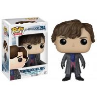 Boneco Sherlock Holmes - Série Sherlock - Funko Pop!