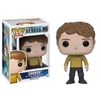 Boneco Chekov - Star Trek Sem Fronteiras - Funko Pop!