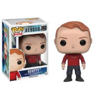 Boneco Scotty - Star Trek Sem Fronteiras - Funko Pop!