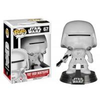 Boneco First Order Stormtrooper 67 - Star Wars - O Despertar da Força - Funko Pop!