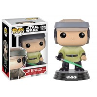 Boneco Luke Skywalker Endor - Star Wars - Funko Pop!
