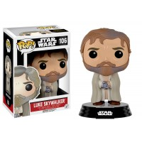 Boneco Luke Skywalker - Star Wars - O Despertar da Força - Funko Pop!