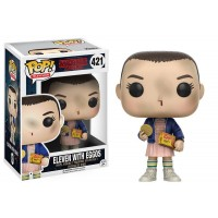 Boneco Eleven - Stranger Things - Funko Pop!