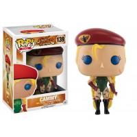 Boneco Cammy - Street Fighter - Funko Pop!