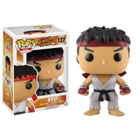 Boneco Ryu - Street Fighter - Funko Pop!