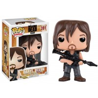 Boneco Daryl Dixon 391 - The Walking Dead - Funko Pop!