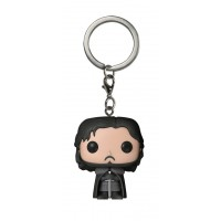 Chaveiro Jon Snow - Game of Thrones - Funko Pocket Pop!