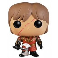 Boneco Tyrion Lannister in Battle Armor - Game of Thrones - Funko Pop!