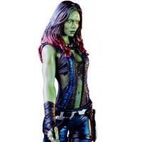 Estátua Gamora Guardiões da Galaxia Art Scale 1/10 Iron Studios