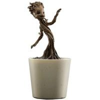 Baby Groot 1/4 Guardiões da Galáxia Hot Toys