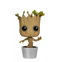 Boneco Dancing Groot - Guardiões da Galáxia - Marvel - Funko Pop!