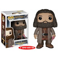Boneco Rúbeo Hagrid - Harry Potter - Funko Pop!