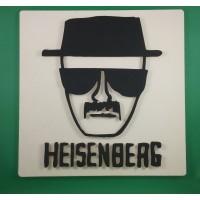 Placa Decorativa Heisenberg - Breaking Bad
