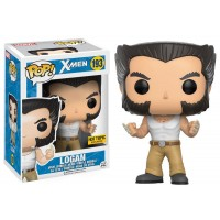 Boneco Logan (Wolverine) - X-Men - Marvel - Funko Pop!