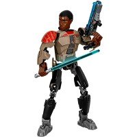 Finn - Figura Articulada Lego - Star Wars 75116