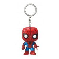 Chaveiro Homem Aranha - Marvel - Funko Pocket Pop
