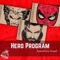 Assinatura Anual Marvel Collector Corps Funko