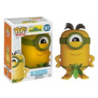 Boneco Au Naturel Minion - Minions - Movies - Funko Pop!