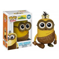 Boneco Cro-Minion - Minions - Movies - Funko Pop!