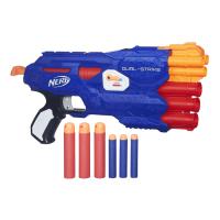 Nerf N-Strike Elite Mega Dual-Strike Hasbro - B4620