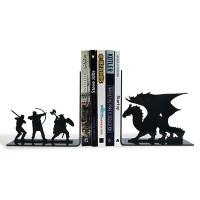 Porta Livros / Games Geek Dragão