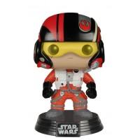 Boneco Poe Dameron - Star Wars - O Despertar da Força - Funko Pop!