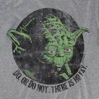 Camiseta Star Wars Yoda Do or Do Not - 3G