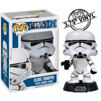 Boneco Clone Trooper - Star Wars - Funko Pop!