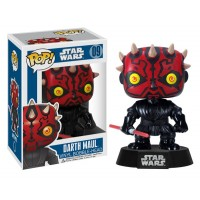 Boneco Darth Maul - Star Wars - Funko Pop!