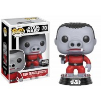 Boneco Red Snaggletooth - Smuggler's Bounty - Star Wars - Funko Pop!