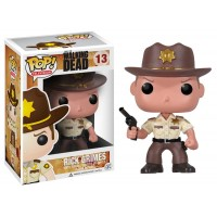 Boneco Rick Grimes - The Walking Dead - Television - Funko Pop!