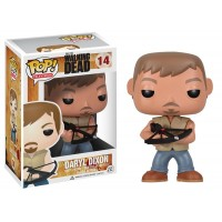 Boneco Daryl Dixon - The Walking Dead - Television - Funko Pop!