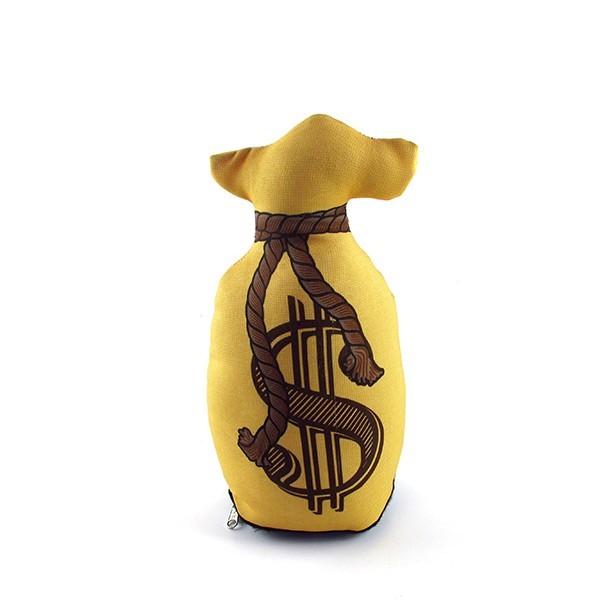 Peso de Porta Saco de Dinheiro