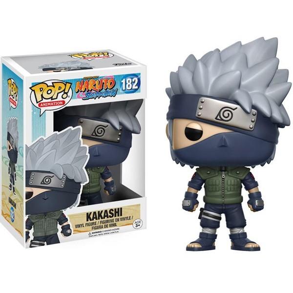 Funko Pop Kakashi - Naruto #182 com caixa