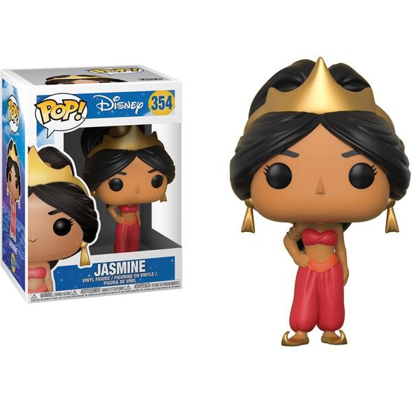 Funko Pop Jasmine - Princesas Disney Aladdin #354
