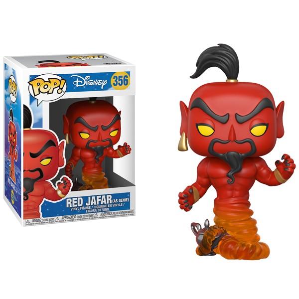 Funko Pop Gênio Jafar - Aladdin Disney #356 com caixa