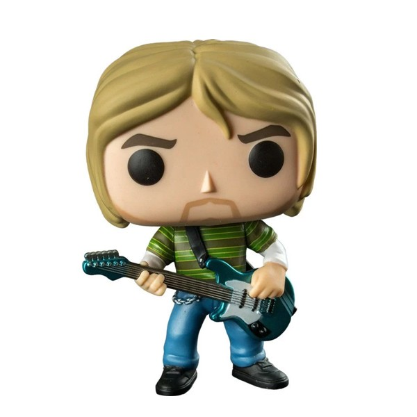 Funko Pop Kurt Cobain - Nirvana Rocks #65