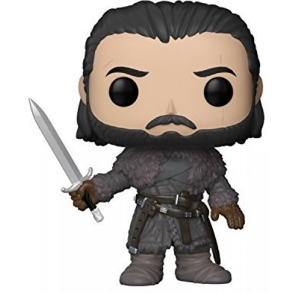 Funko Pop Jon Snow Além Muralha - Game of Thrones #61