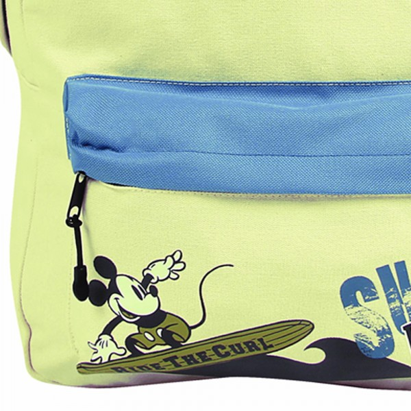 Mochila G Mickey Feeling Awesome Dermiwil - 30154 detalhe ziper
