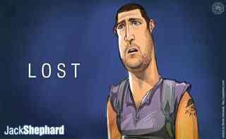 jack shephard LOST people