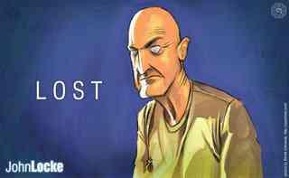 john locke lost LOST people