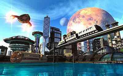 singularity.city  Admirável mundo novo