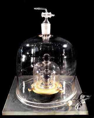 international prototype kilogram A bola mais esférica do mundo