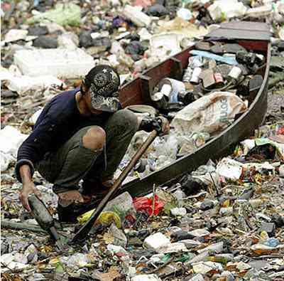 world most polluted river O rio mais poluído do mundo