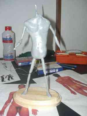 CIMG2578 Um boneco em 24 horas   O homem planta