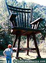 NYWIN85 A maior cadeira do mundo