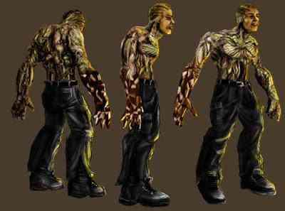 homemplantamutaC3A7C3A3oativaover Um boneco em 24 horas   O homem planta