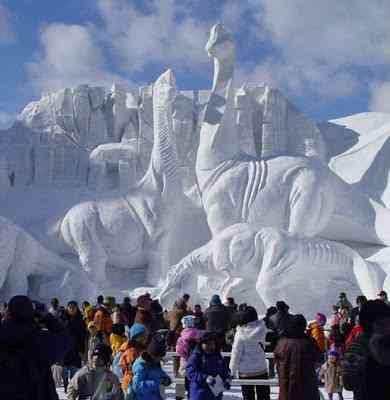 more ice 03 Esculturas de gelo