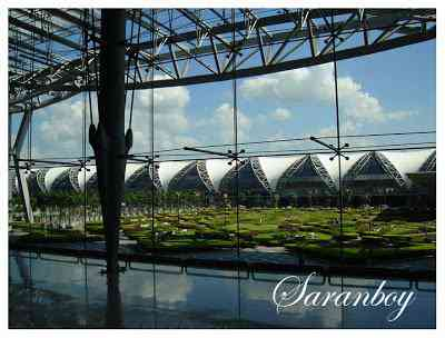 bangkok airport Aeroportos escalafobéticos ( bizarrões mesmo)