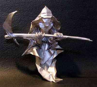 origamireaper Origamis incríveis. Aprenda a fazer.